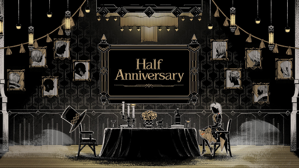 Half Anniversary特設ページ